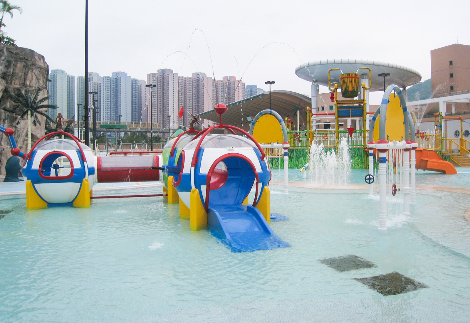 Water Play Equipment Suppliers Hong Kong