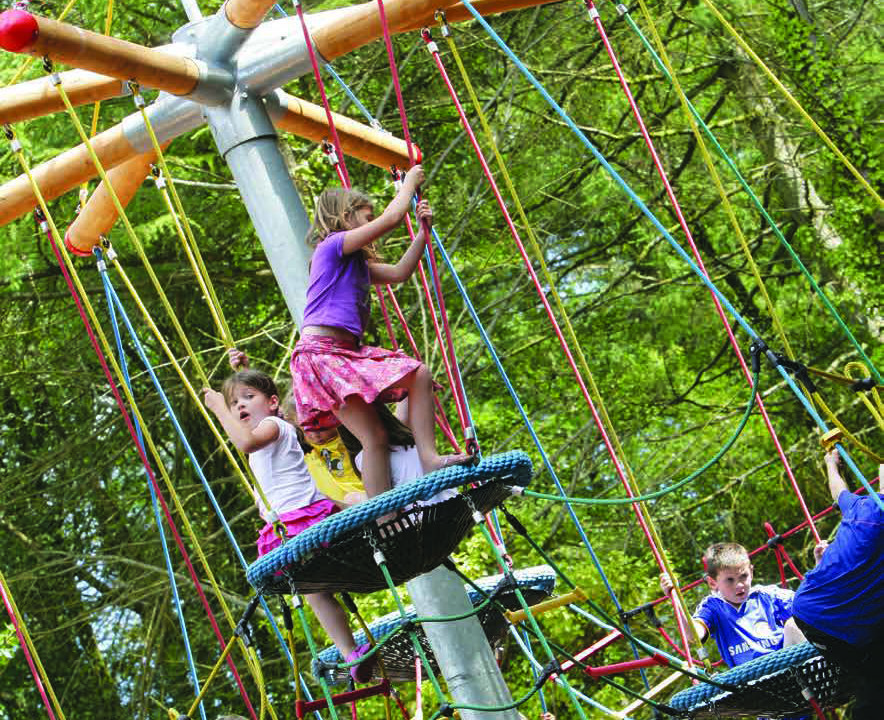 Wicksteed Playgrounds Parks Supplies Company Limited