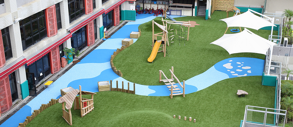 Safety Surface Playground Safety Matting For Outdoor