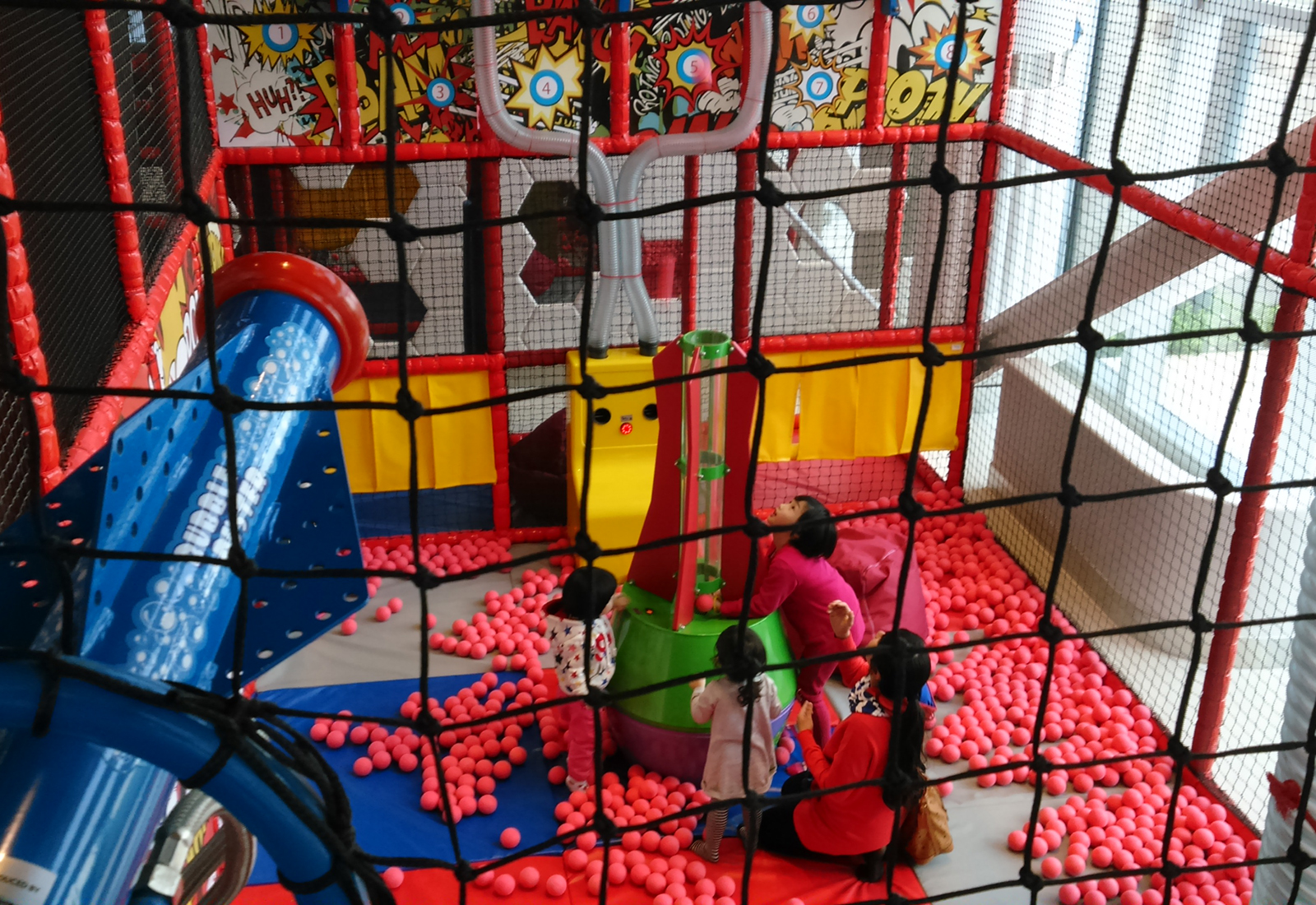 Custom Outdoor Playground Equipment Indoor Playroom
