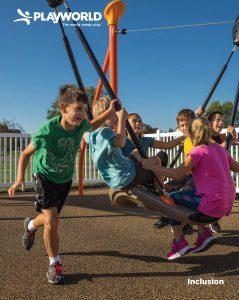 Inclusive playground design